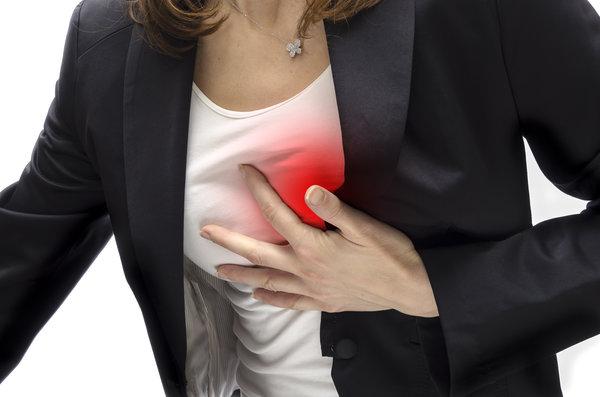 Women heart attacks